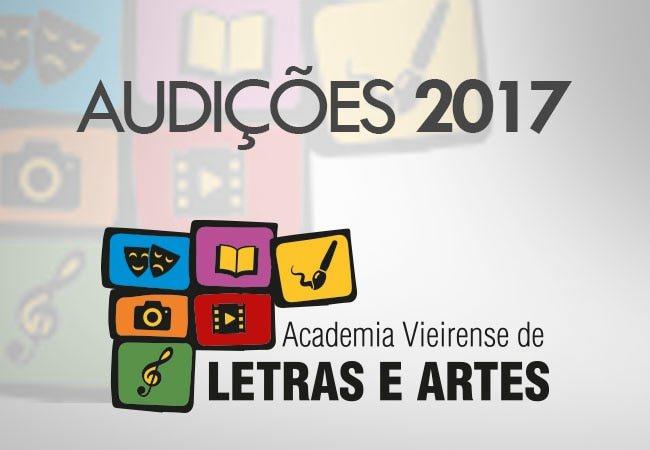 Academia Vieirense de Letras e Artes promove audições para novos integrantes