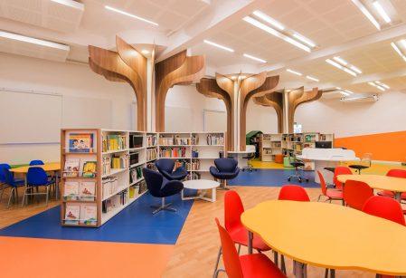 Com novas aquisições, bibliotecas do Vieira voltam a emprestar livros