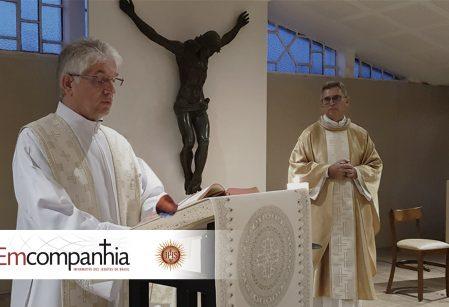 Novo Provincial dos Jesuítas do Brasil toma posse