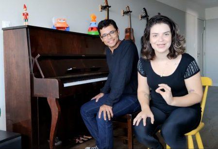 Professores do Vieira criam canais para estimular as Artes durante a quarentena