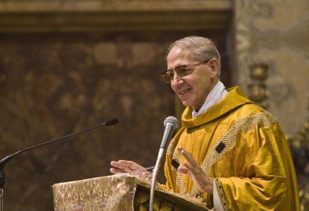 Nota de pesar pelo falecimento do Pe. Adolfo Nicolás
