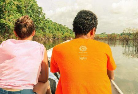 Informativo 'Em Companhia' destaca campanha Ser Mais Amazônia