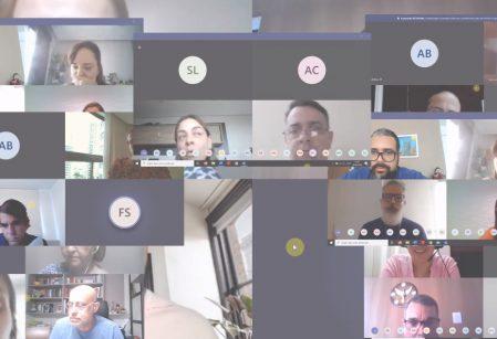 Fóruns de diálogo virtual fortalecem ação conjunta para enfrentar desafios da pandemia