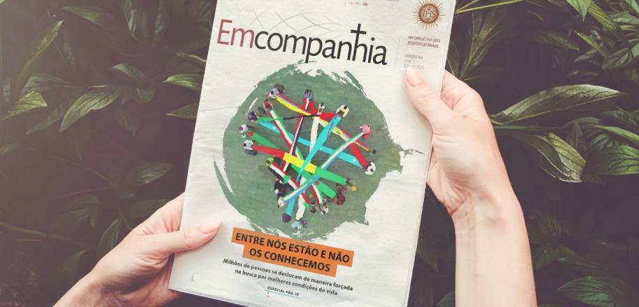 Informativo Em Companhia convida os leitores a refletirem sobre a questão migratória