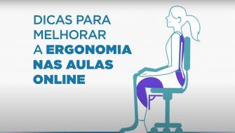 Dicas de ergonomia para os estudos on-line