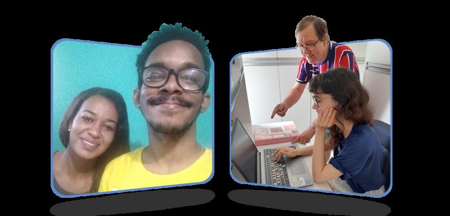 Vieira conta com parceria das famílias no apoio emocional e motivacional dos alunos da 3ª série EM