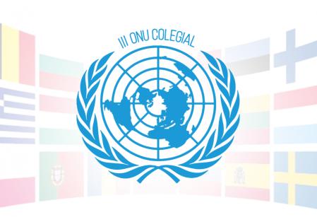Começa III ONU Colegial do Vieira - edição virtual 2020