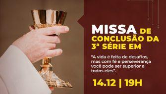 Missa 3ª série EM