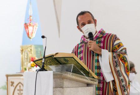 Peregrinar, como Santo Inácio, pelo caminho dos ensinamentos de Jesus é tema de homilia em missa festiva