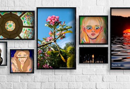 Academia Vieirense de Letras e Artes apresenta mostra virtual de fotografia e artes plásticas
