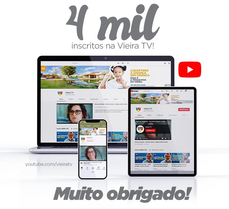Vieira TV 4K